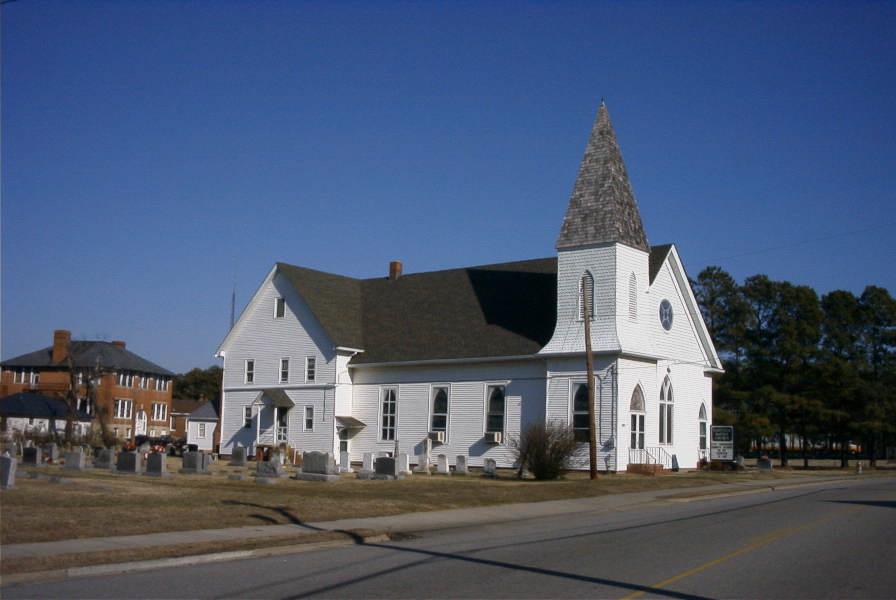Eastville Baptist Chur...